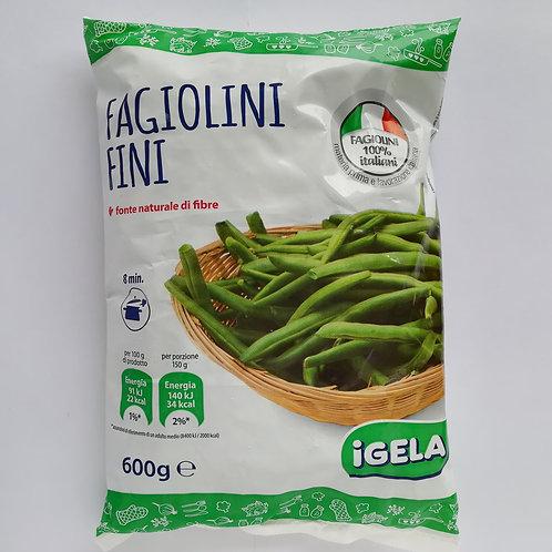 Igela Fagiolini Fini Busta 600 Gr