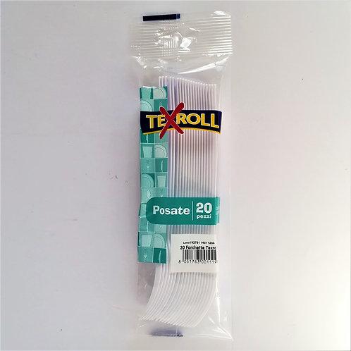 Texroll Forchette 20 Pz