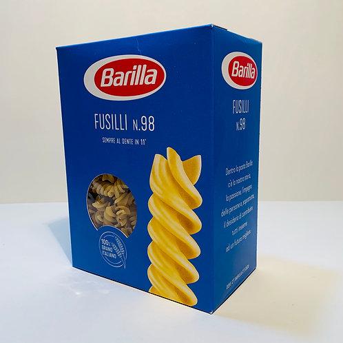 Barilla Pasta Gr. 500 N. 98 Fusilli