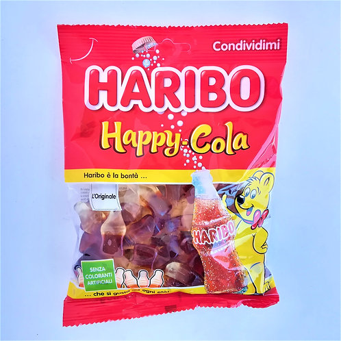 Haribo Happy Cola 200 Gr