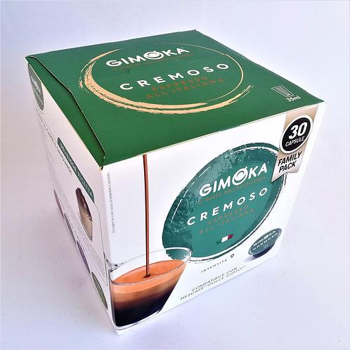 Gimoka Caffe' Caps. Dol. Gus. Cremo. X30