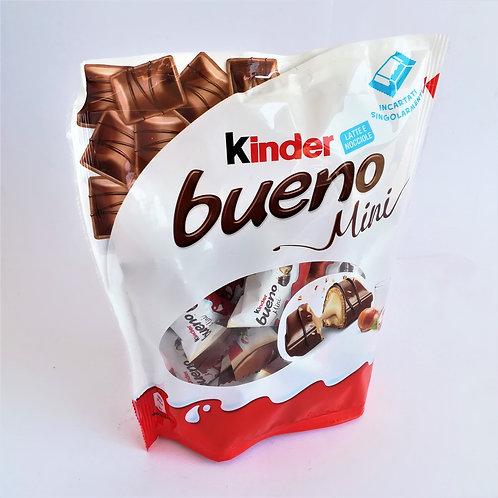 Ferrero Kinder Mini Bueno 108 Gr