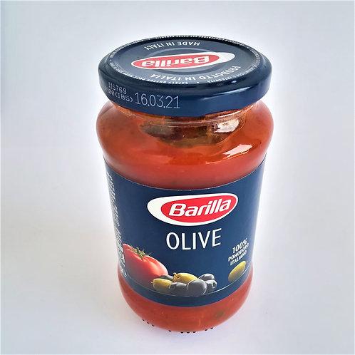 Barilla Sugo Olive 400 Gr