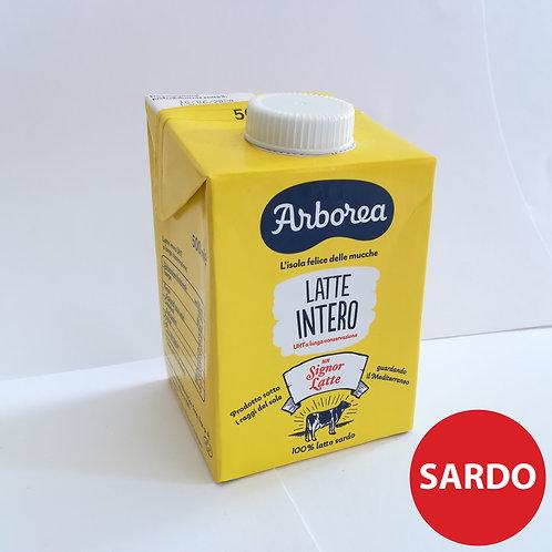 Latte Arborea Intero 1/2 Lt