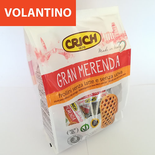 Crich Biscotti Gran Merenda 500 Gr