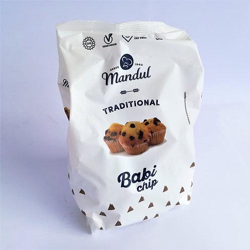 Mandul Tortino Babi Chip 200 Gr