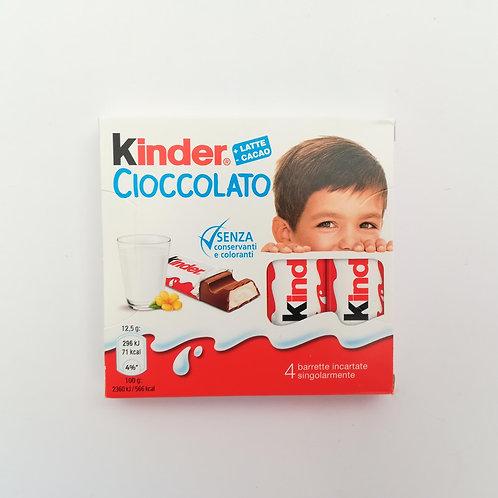 Ferrero Kinder Barrette T.4 Gr. 50