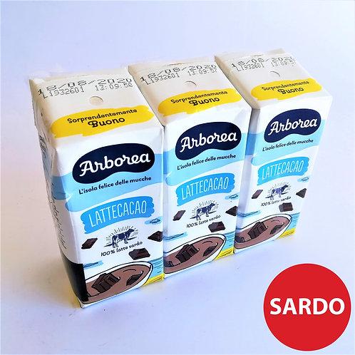 Arborea Ehi Lat Cacao Ml 200X3