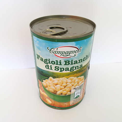 I Campagnoli Fagioli B.Sp. Lat. 400 Gr