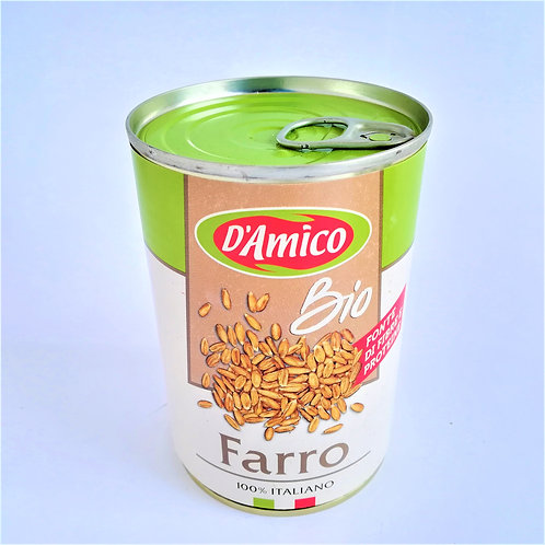 Damico Farro Bio Latta 400 Gr