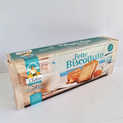 F.Sole Fette Biscottate Clas. 648 Gr