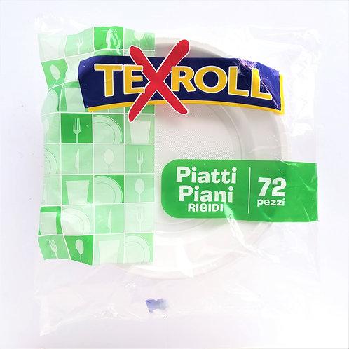 Texroll Piatti Piani 900 Gr X72