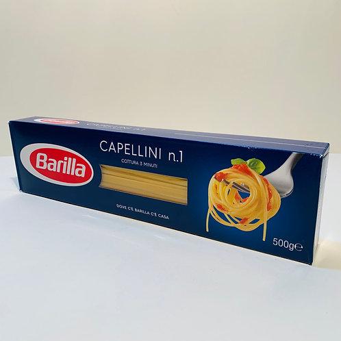 Barilla Pasta Gr. 500 N. 1 Capellini