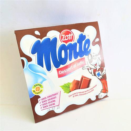 Zott Monte Dessert Latte 4X55 Gr