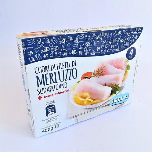 Igela Cuori Filetto Merluzzo 400 Gr