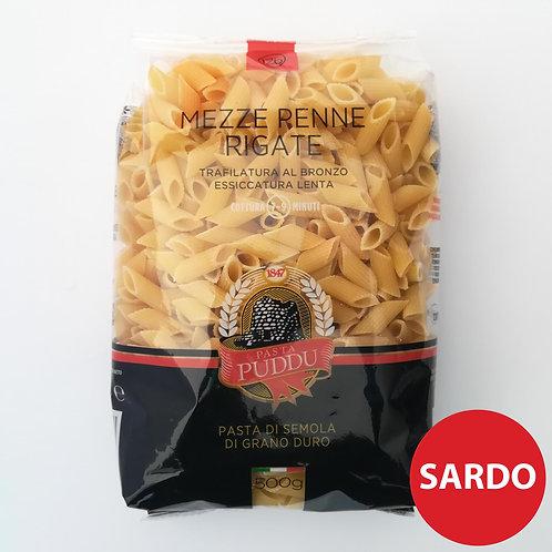 Puddu Pasta 1/2 Penne 126 Gr. 500