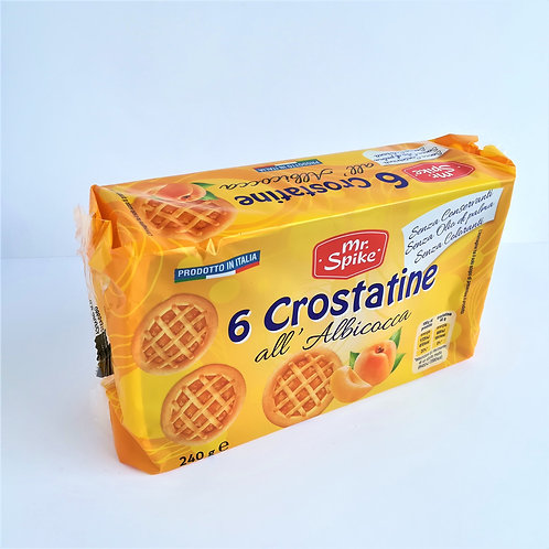 Mr Spike 6 Crostatina Albic. 240 Gr