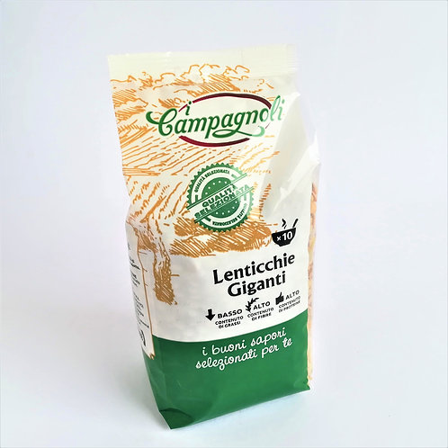 I Campagnoli Lenticchie Gig. 500 Gr