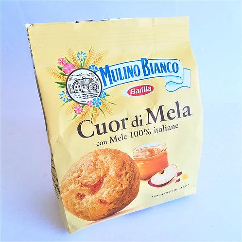 Barilla Biscotti Cuor Di Mela 300 Gr