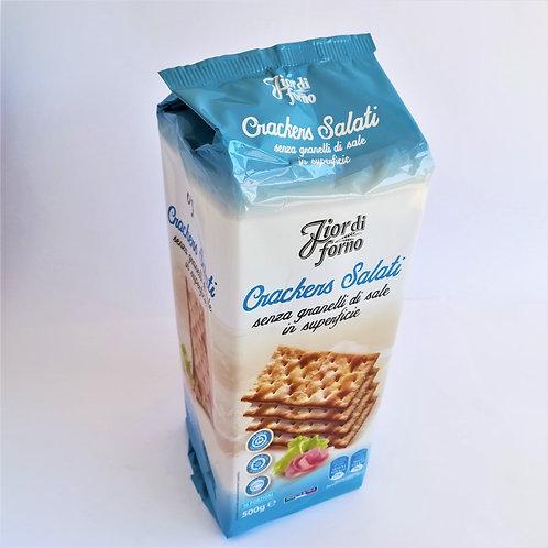 Fior Di Forno Crackers N/Sal. 500 Gr
