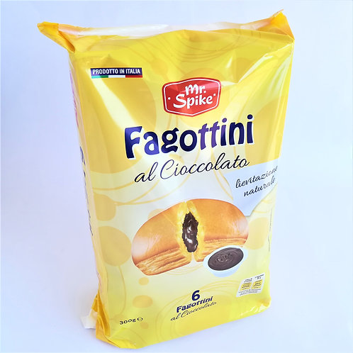 Mr Spike Fagottini Cioccol. 300 Gr