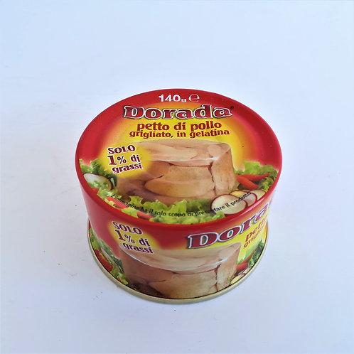 Dorada Carne Lessata Pollo 140 Gr
