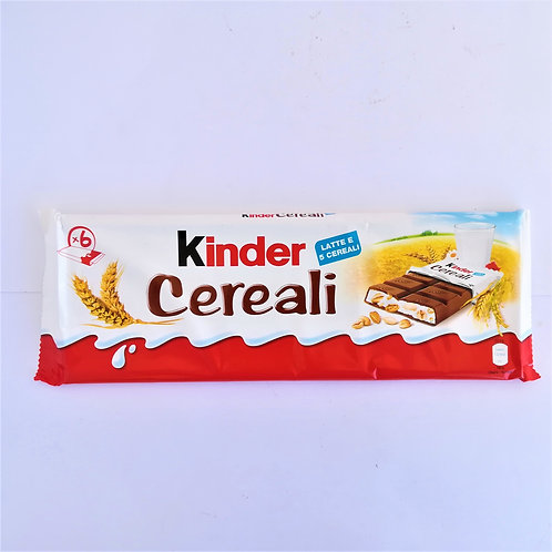Ferrero Kinder Cereali T6