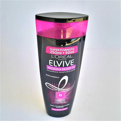 Elvive Shampoo Arginina Res. 300 Ml