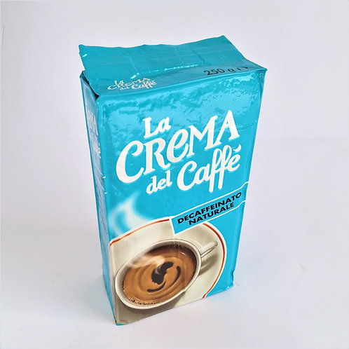 Crema D Caffe' Decaffeinato 250 Gr