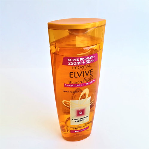 Elvive Shampoo Olio Straord. 300 Ml