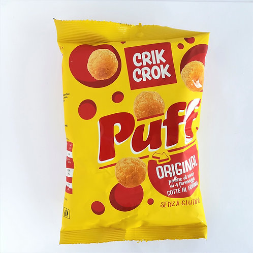 Ica Puff Snack 4 Formaggi 50 Gr