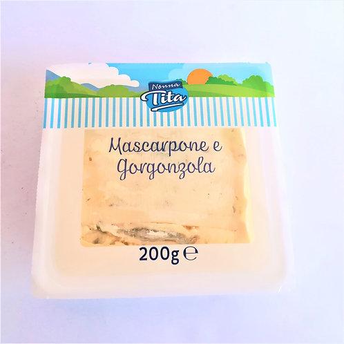 Nonna Tita Mascarp/Gorgonz. 200 Gr