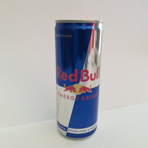 Red Bull Cl 25 Energy Drink Lattina.