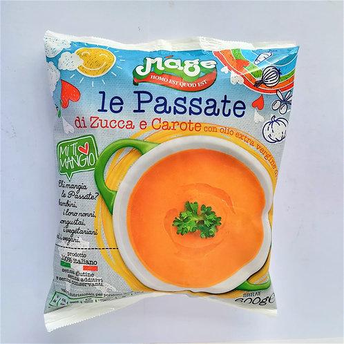 Mage Surg.Passato Zucca Caro.600 Gr