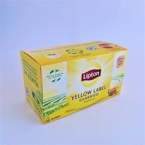 Lipton The X25 Filtri Squezable