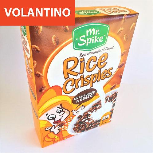 Mr Spike Rice Crispies Cioc. 375 Gr