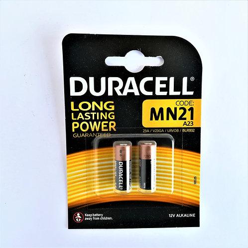 Duracell Plus Mn21 12 V. Bis