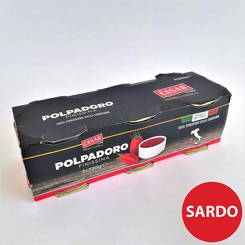 Casar Polpadoro Finiss.3X220 Gr.