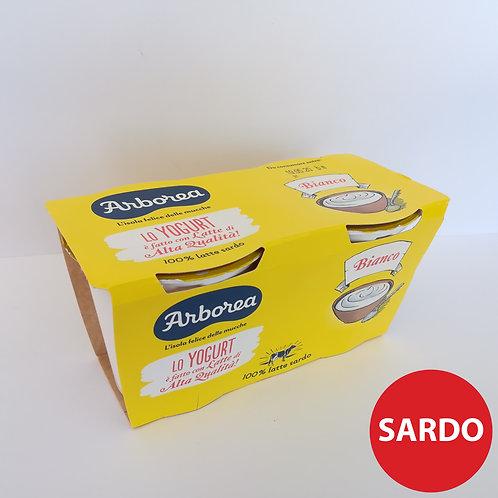 Arborea Yogurt Natur.Bianco 2X125 Gr