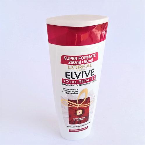 Elvive Shampoo T0tal Repair 300 Ml