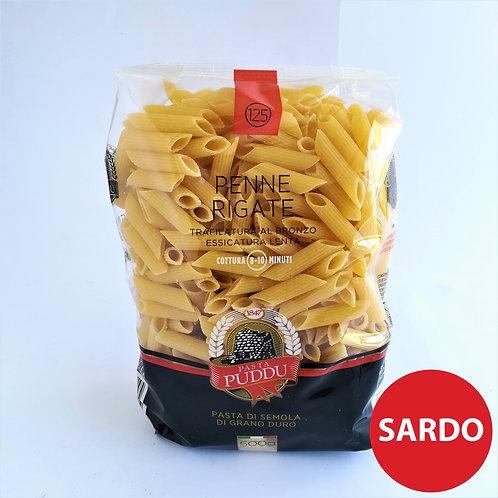Puddu Pasta Penne 125 Gr. 500