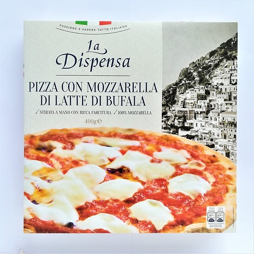 La Dispensa Pizza Margh. Mozz/Bufala 400 Gr