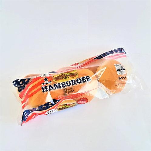 Roberto Pane Hamburger 300 Gr