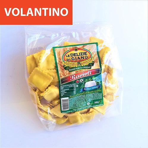 Del/Giano Ravioli Ric/Spin. 500 Gr