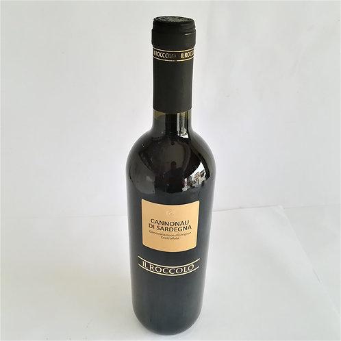 Vino Roccolo Cannonau Sard. Doc 75 Cl