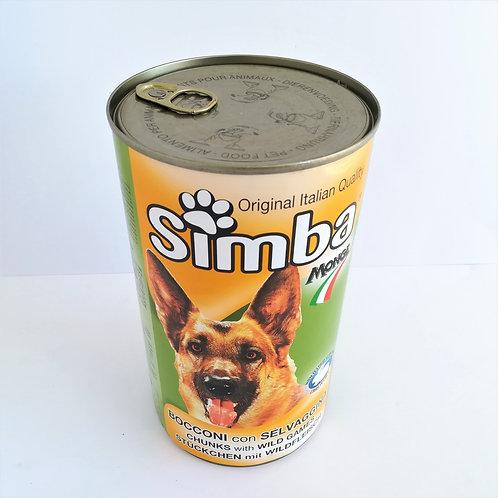 Simba Cane Selvag. Bocconi 1.230 Kg
