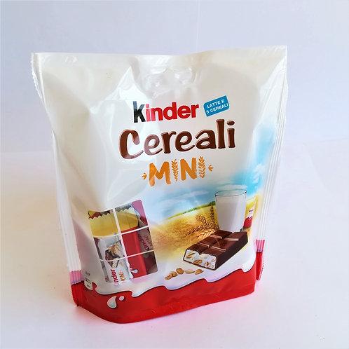 Ferrero Kinder Mini Cereali 118 Gr