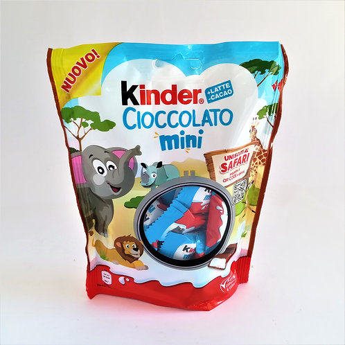 Ferrero Kinder Mini Cioccol. 120 Gr