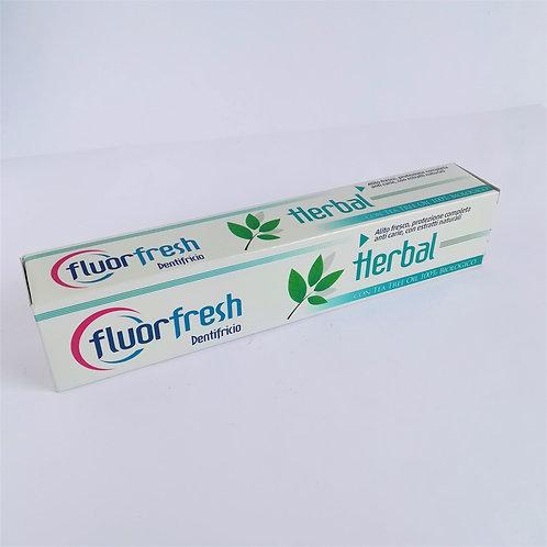 Fluorfresh Dentifricio Herb Sens. 75 Ml