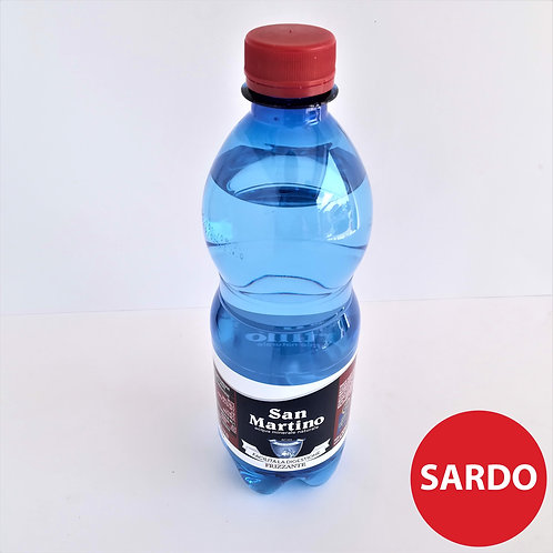 Acqua San Martino Gasata 500 Ml